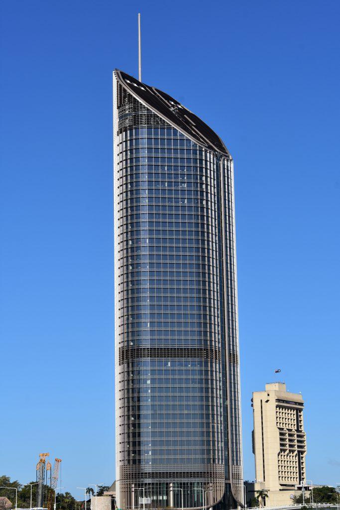 Power of Tower-1 William Street, Brisbane