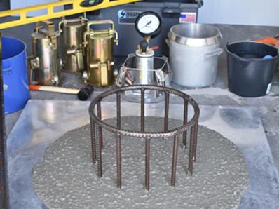 Concrete Testing